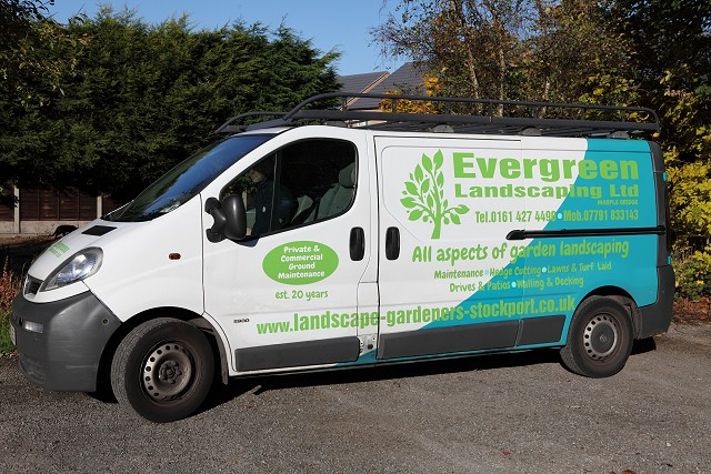 Commercial grounds and garden maintenance in stockport for Local gardening services