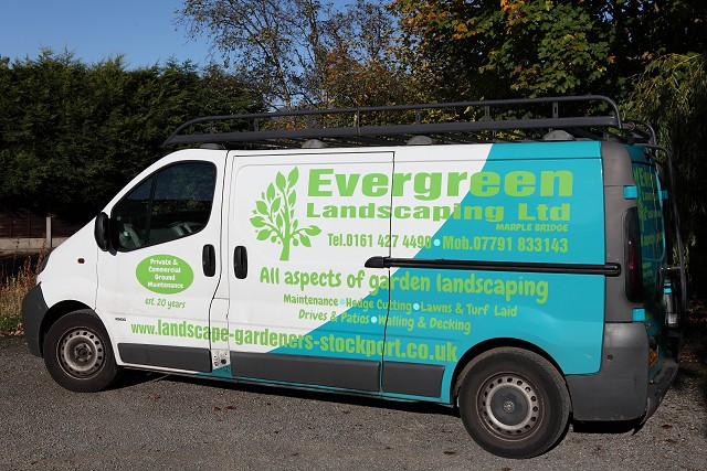 garden landscaping services in stockport garden